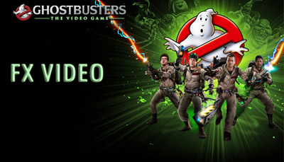 Ghostbusters FX Video