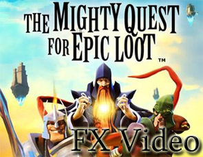 Mighty Quest for Epic Loot Video